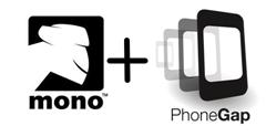MonoPlusPhoneGap